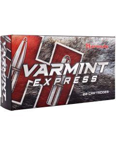 Hornady Varmint Express .223 Rem V-Max Ballistic Tip 55gr (20 Rounds)