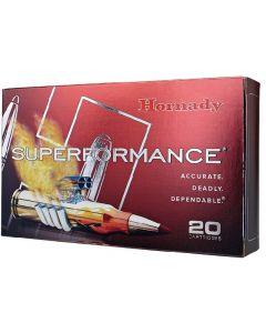 Hornady Super Performance .243 Winchester SST 95gr (20 Rounds)