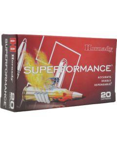 Hornady Super Performance .223 Remington GMX 55gr (20 Rounds)