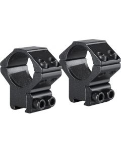 "Hawke 1"" Medium Ring Mounts 9-11mm"