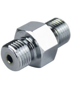 """Hose Connector 1/8"""" to 1/8"""" BSP"""
