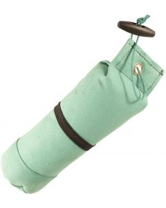 1lb Feather Dog Traning Dummy - Green