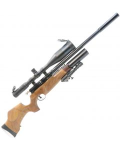 Pre-Owned BSA R10 Walnut .22 Package (Left Handed)