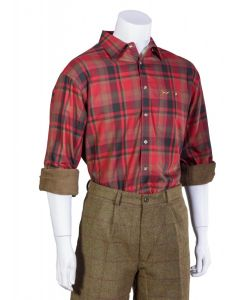 Bonart Exton Fleece Lined Country Shirt