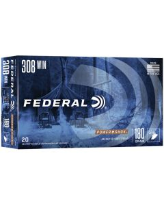 Federal Power Shok .308 Winchester (20 Rounds)