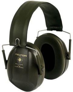 3M Peltor Ear Defenders Green