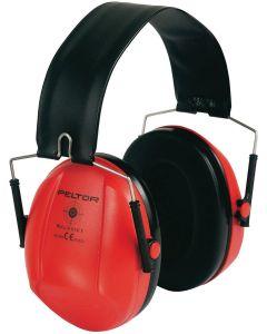 3M Peltor Ear Defenders Red