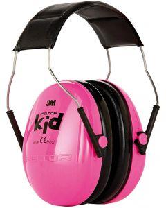 3M Peltor Kids Ear Defenders Pink