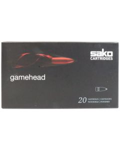 Sako Game Head .243 90gr Soft Point (20 Rounds)