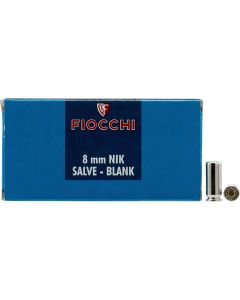 Fiocchi 8mm Salve Blanks (50 Rounds)