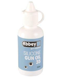 Abbey Silicone Gun Oil 35 (30ml Bottle)