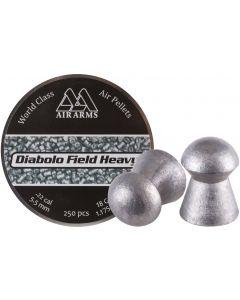Air Arms Diabolo Field Heavy .22 (250 Pellets)