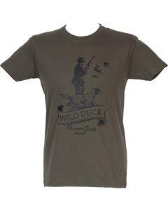 AKAH Duck T-Shirt Green