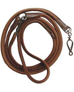 Akah Moose Leather Dog Lead