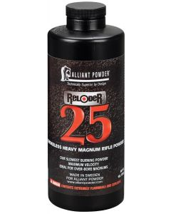 Alliant Reloder 25 Rifle Reloading Powder 1lb