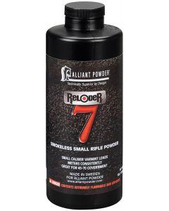 Alliant Reloder 7 Rifle Reloading Powder 1lb