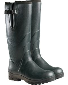 Seeland Allround Gusseted Wellies Dark Green