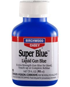 Birchwood Casey Super Blue Liquid Gun Blue (90ml Bottle)