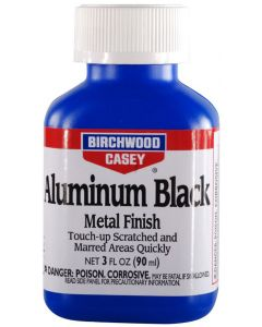 Birchwood Casey Aluminium Black Metal Finish (90ml Bottle)