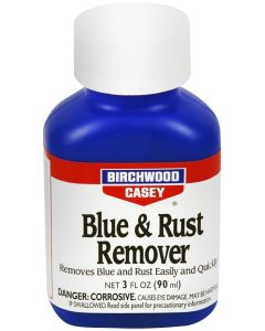 Birchwood Casey Blue & Rust Remover (90ml Bottle)