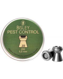 Bisley Pest Control .22 (200 Pellets)