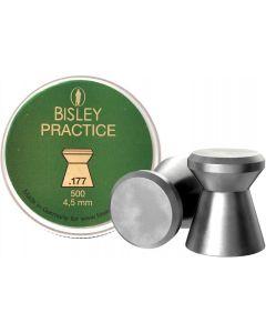 Bisley Practice .177 Pellets (500 Pellets)