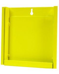Bisley Target Holder Yellow