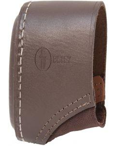 Bisley Leather Slip-On Pad 25mm