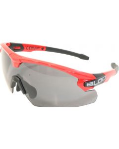 Bloc Shooting Eyewear 3 Lens System Red Frame