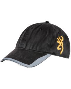 Browning Side Buck Cap Black