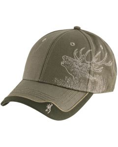 Browning Cap Deer Scene Green