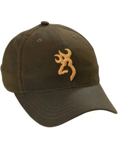 Browning Cap Dura Wax Brown