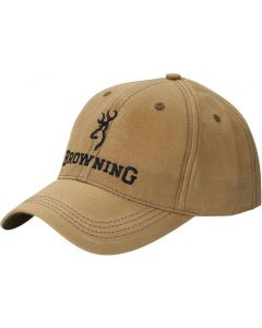 Browning Cap Lite Wax Khaki