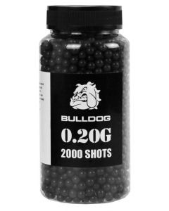 Bulldog 6mm Airsoft BBs (2000 Pellets)