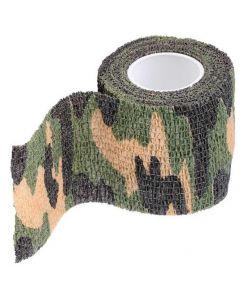 Stealth Woodland Camouflage Tape