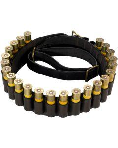 JP Leather Open Loop Cartridge Belt 12g