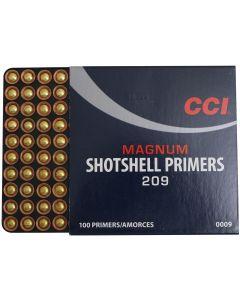 CCI 209 Shotshell Primers (Box of 100)