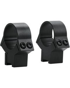 """Diana 2 Piece Mounts 1"""" with Recoil Pin"""