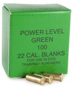 Dummy Launcher Blanks - Green (100 Rounds)