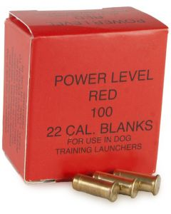 Dummy Launcher Blanks - Red (100 Rounds)