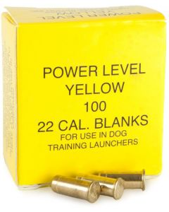 Dummy Launcher Blanks - Yellow (100 Rounds)