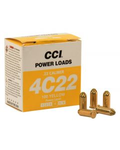 CCI Dummy Launcher Blanks Yellow (Box of 100)