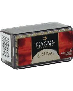 Federal Premium .17HMR V-Max 17gr (50 Rounds)