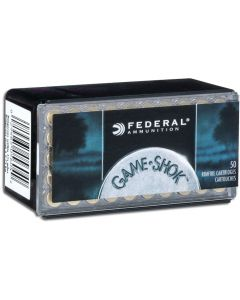 Federal Game Shok .22WMR Jacketed Hollow Point 50gr (50 Rounds)