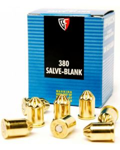 Fiocchi 9mm/.380 Salve Blanks (50 Rounds)