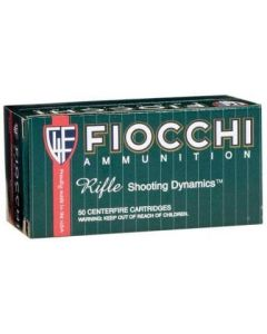 Fiocchi Extreme Rifle Line .243 Winchester Soft Point 100gr