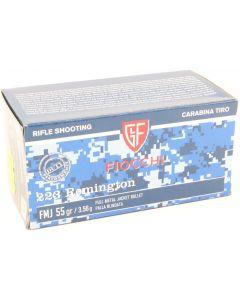 Fiocchi Law Enforcement .223 55gr FMJ