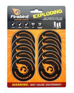 Firebird 65mm Target