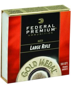 Federal Gold Medal Large Rifle Primers