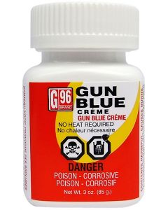 Birchwood Casey G96 Gun Blue Creme (3oz Bottle)